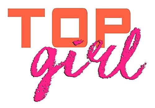 Top Girl Testata